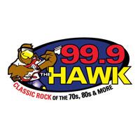 99.9 The Hawk Radio