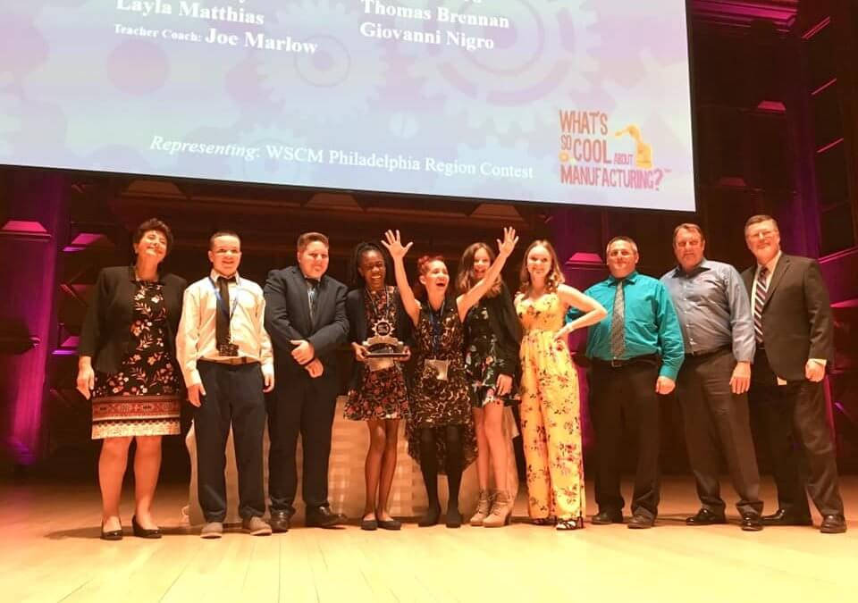 NEIL A. ARMSTRONG SCHOOL WINS 2019 BEST OF PA CHAMPIONSHIP, BEST OF 15 REGIONAL CONTESTS HONORED